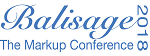 Balisage: The Markup Conference 2018